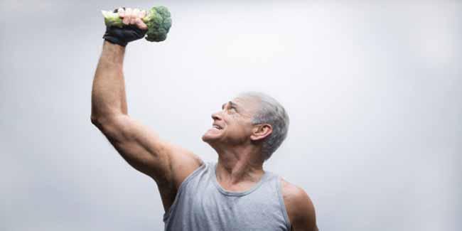 Противовоспалительные овощи помогают при остеоартрите