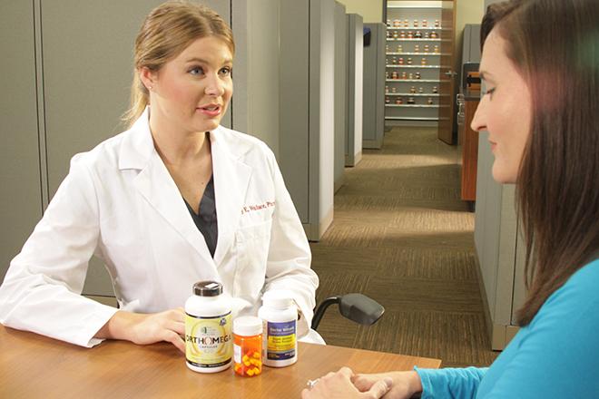 консультация у фармацевта