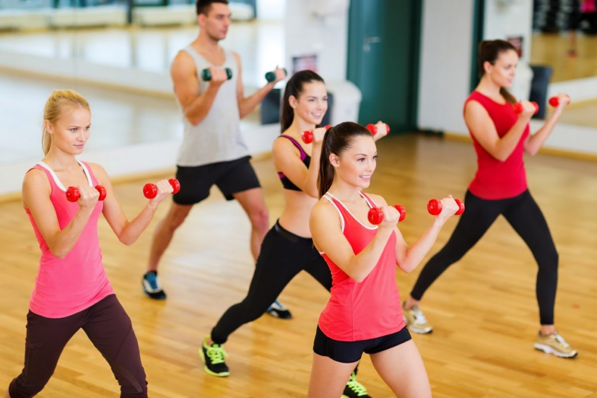 Разнообразие физических тренировок