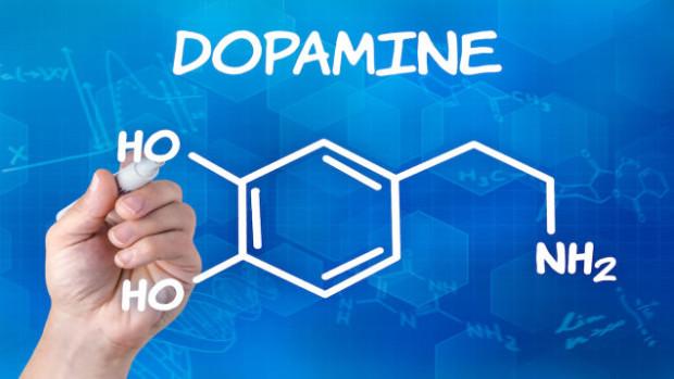 молекулярная формула дофамина