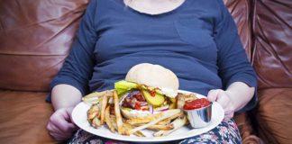 ожирение и малоподвижный образ жизни