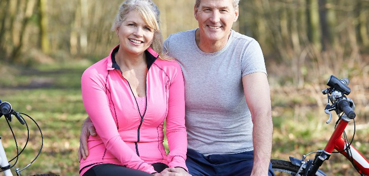 физическая тренировка полезна при любом возрасте