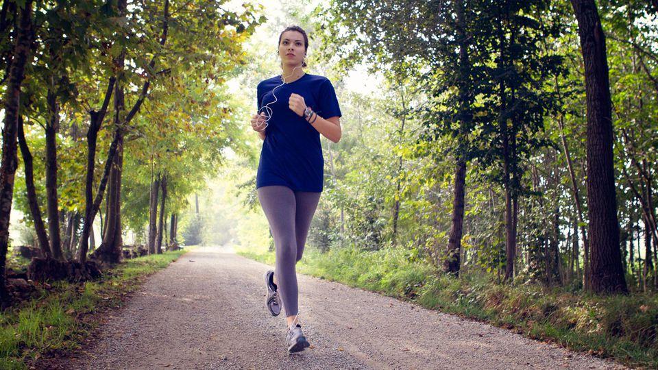 Физическая активность полезна для лечения депрессии
