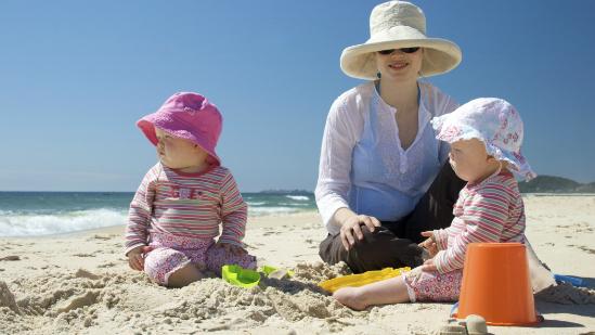 Как защитить свою кожу от солнечных лучей