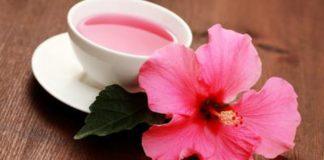 Чай каркаде - польза для здоровья