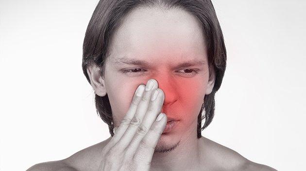 Гайморит - симптомы, признаки и лечение