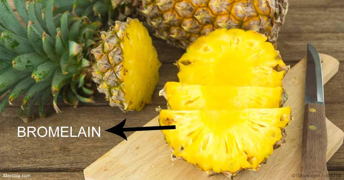 Бромелайн из ананаса