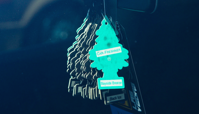 Автомобильный ароматизатор - вред вашему здоровью