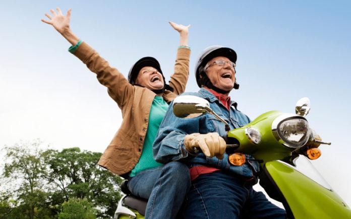 Выход на пенсию и физическая активность