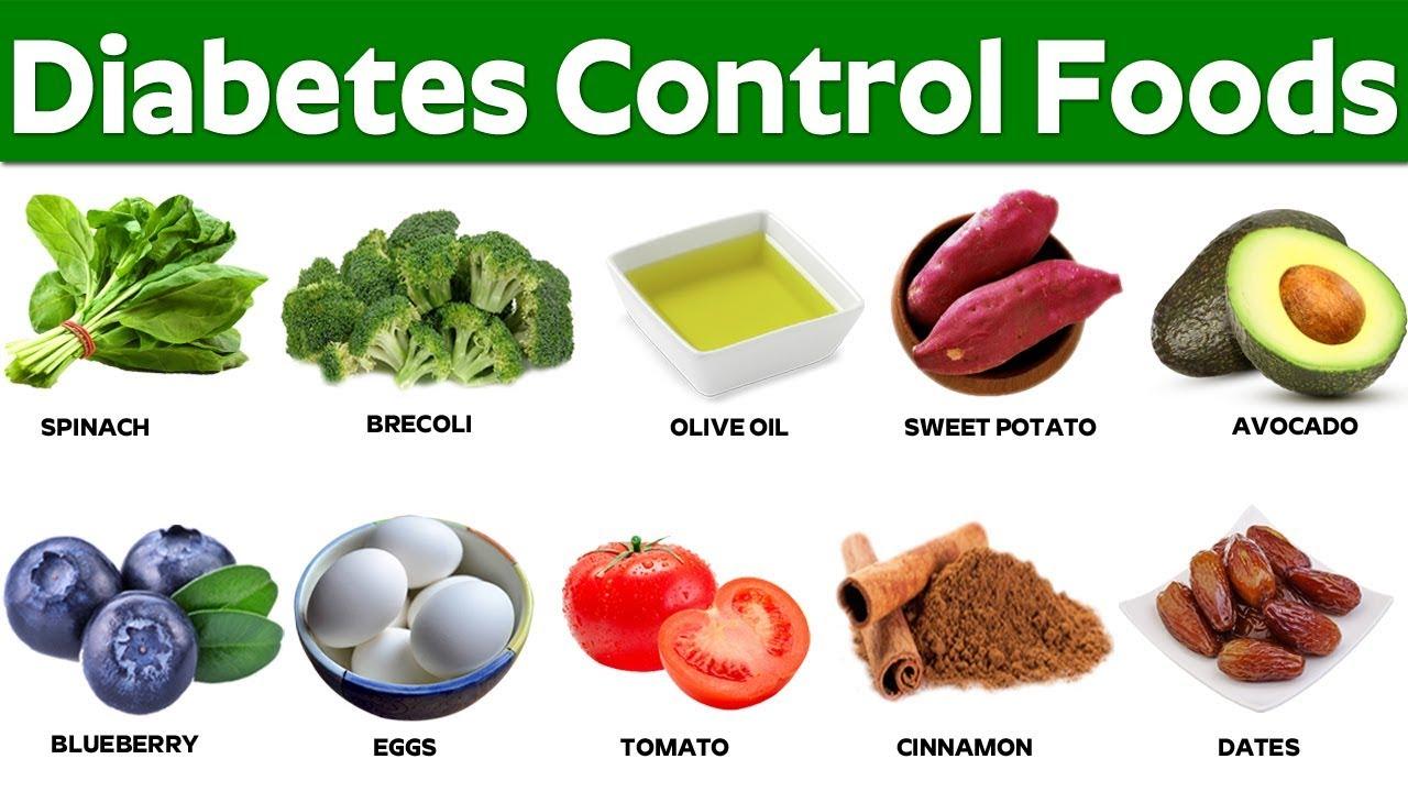 Продукты питания полезные при диабете