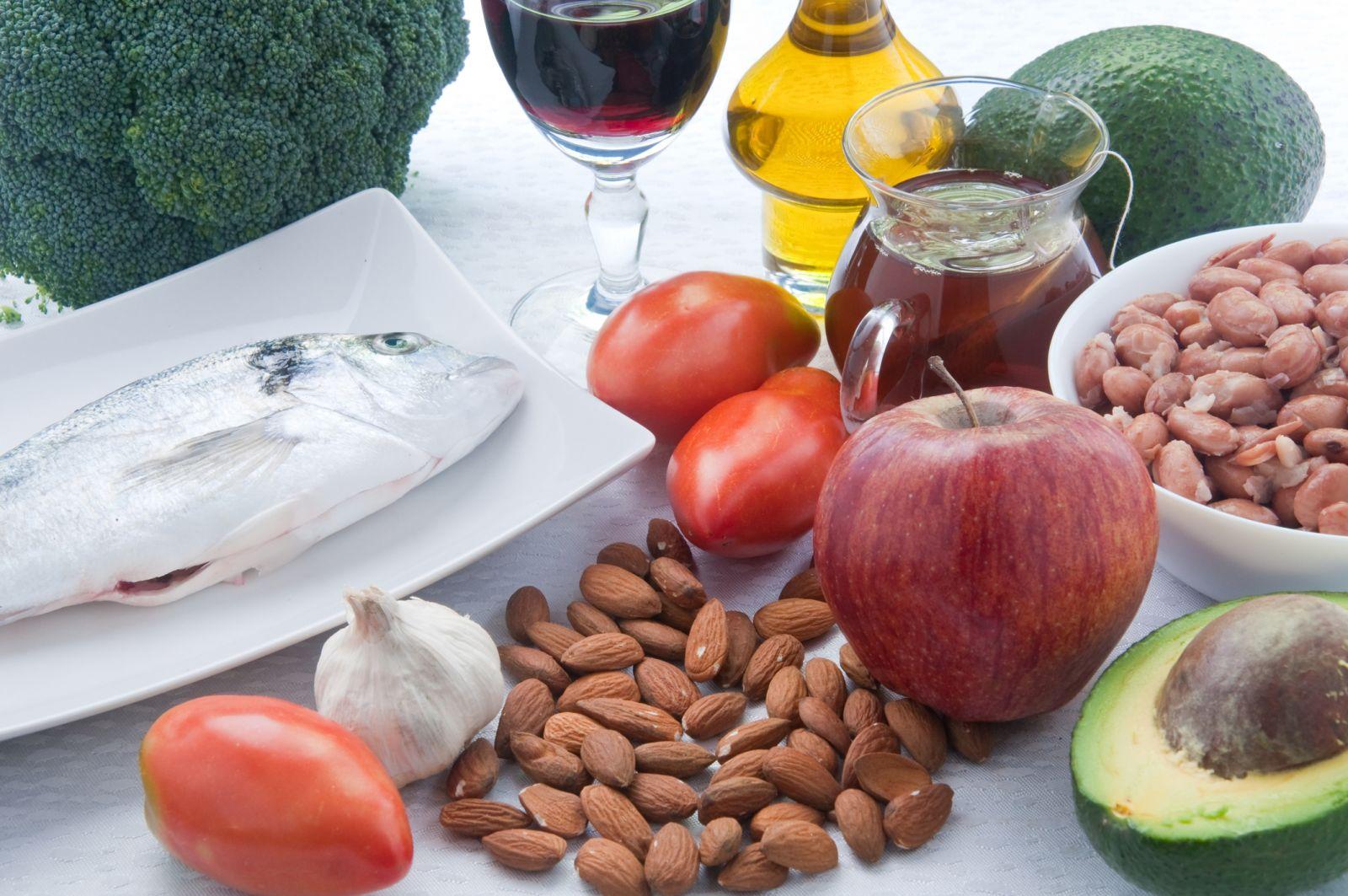 Продукты питания снижающие уровень ЛПНП