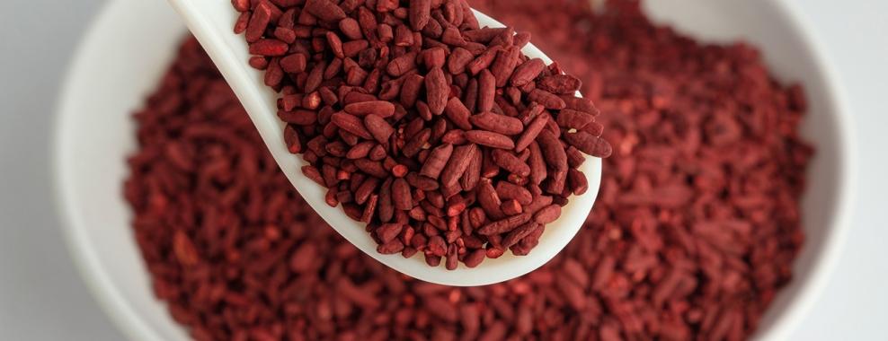 Красный дрожжевой рис снижает уровень ЛПНП