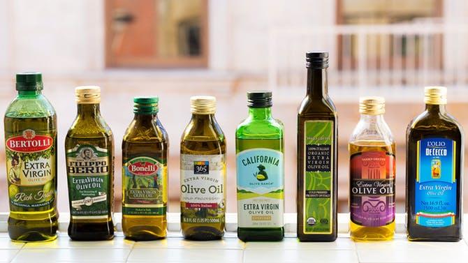 Как выбрать настоящее оливковое масло