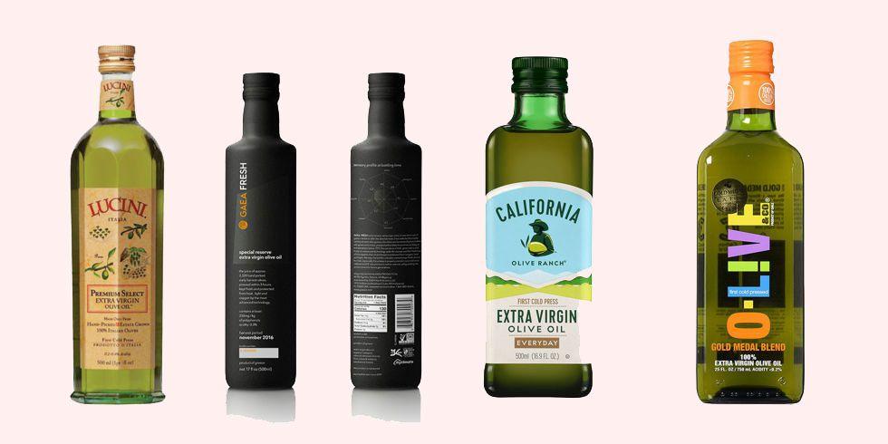 Темные бутылки - содержат лучшее оливковое масло