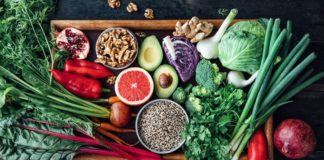 Ревматоидный артрит и вегетарианская диета