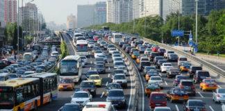 Загрязнение воздуха возле автомобильных дорог способствует деменции