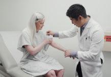 Лечение экземы с помощью активизации части иммунитета
