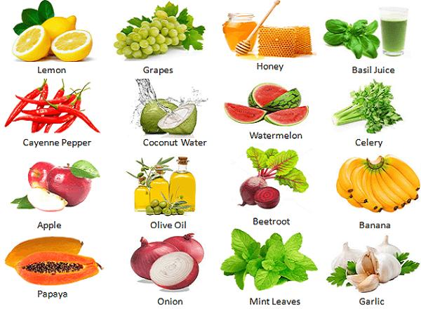 Снижение артериального давления с помощью продуктов питания