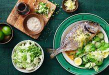 Средиземноморская диета снижает скорость старения