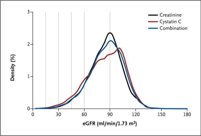 Анализ на цистатин С лучше дополнять анализом на креатинин